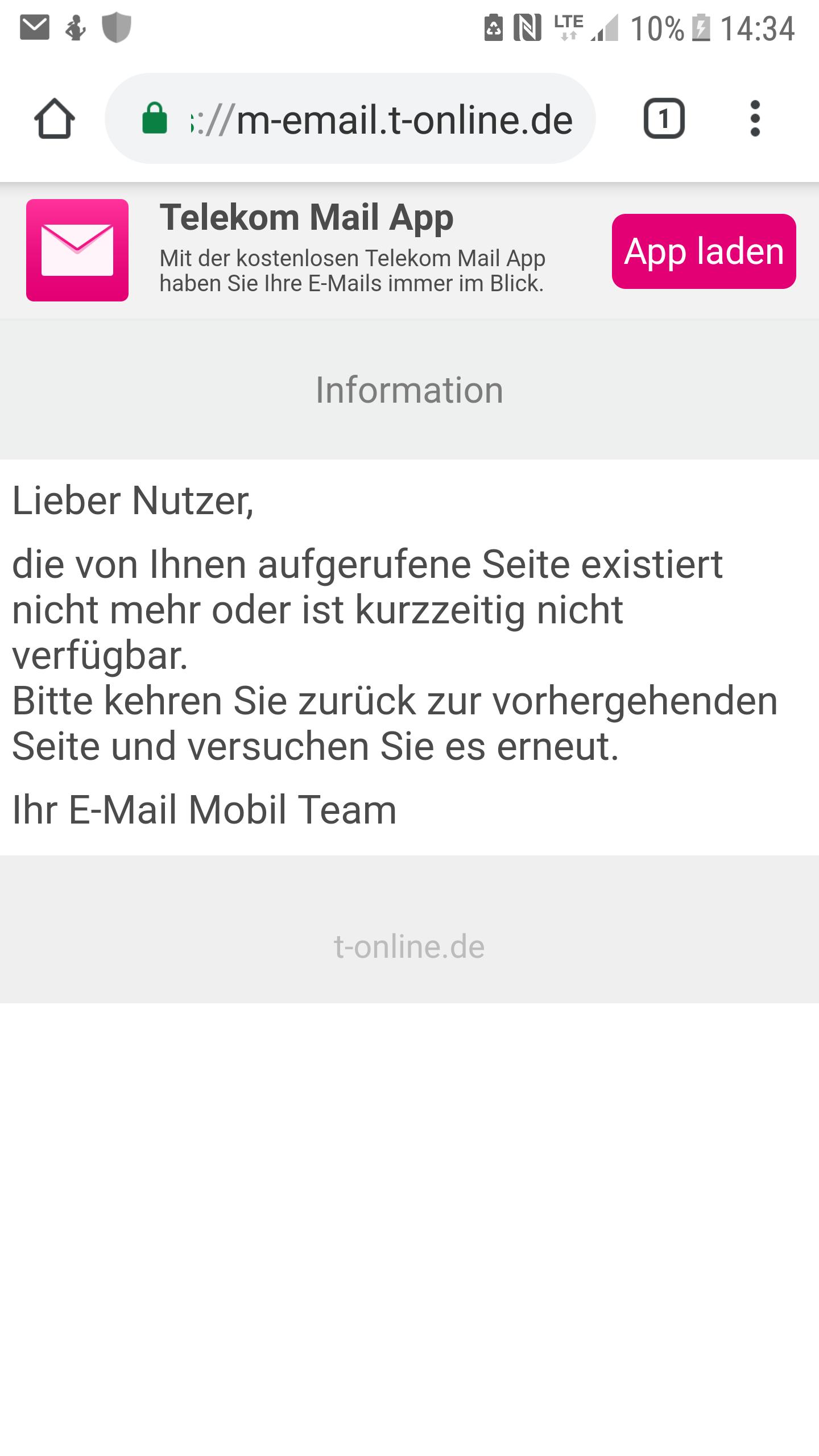 t-online login app