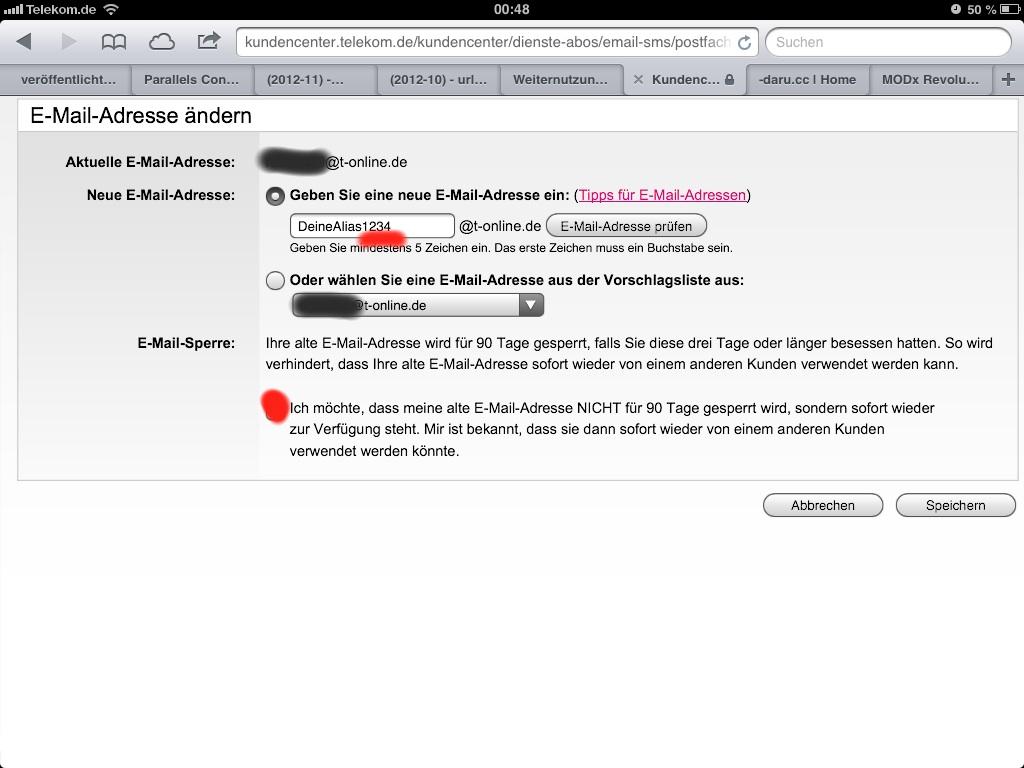 Telekom Gmbh Sperrung