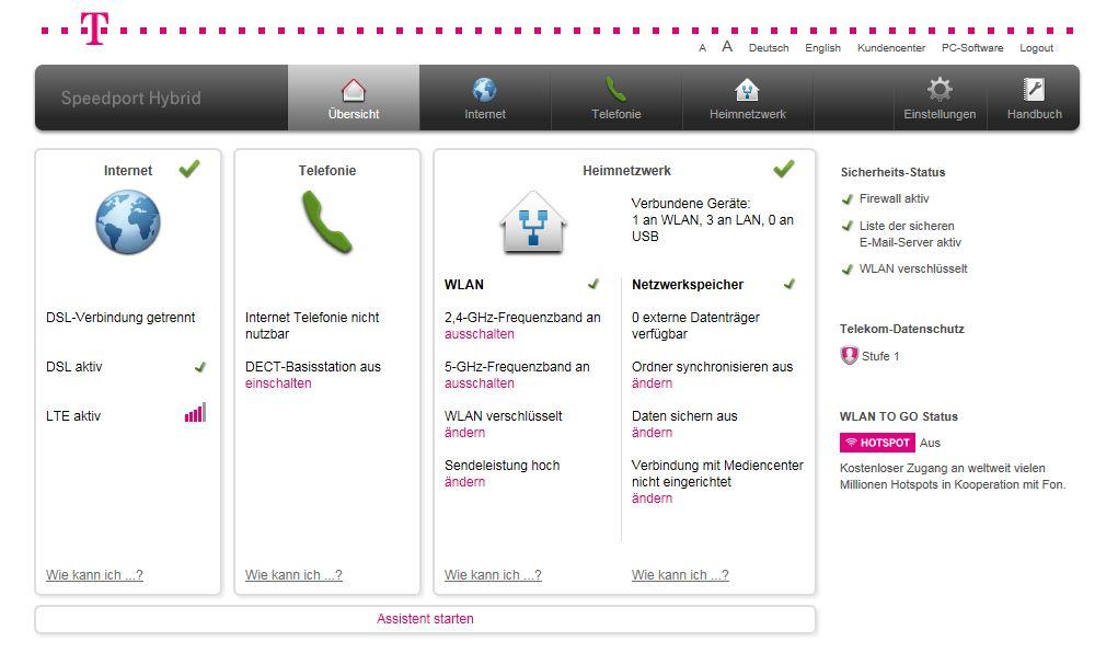 aw repost hybrid forum lte geht dsl nicht seite 3 telekom hilft community. Black Bedroom Furniture Sets. Home Design Ideas