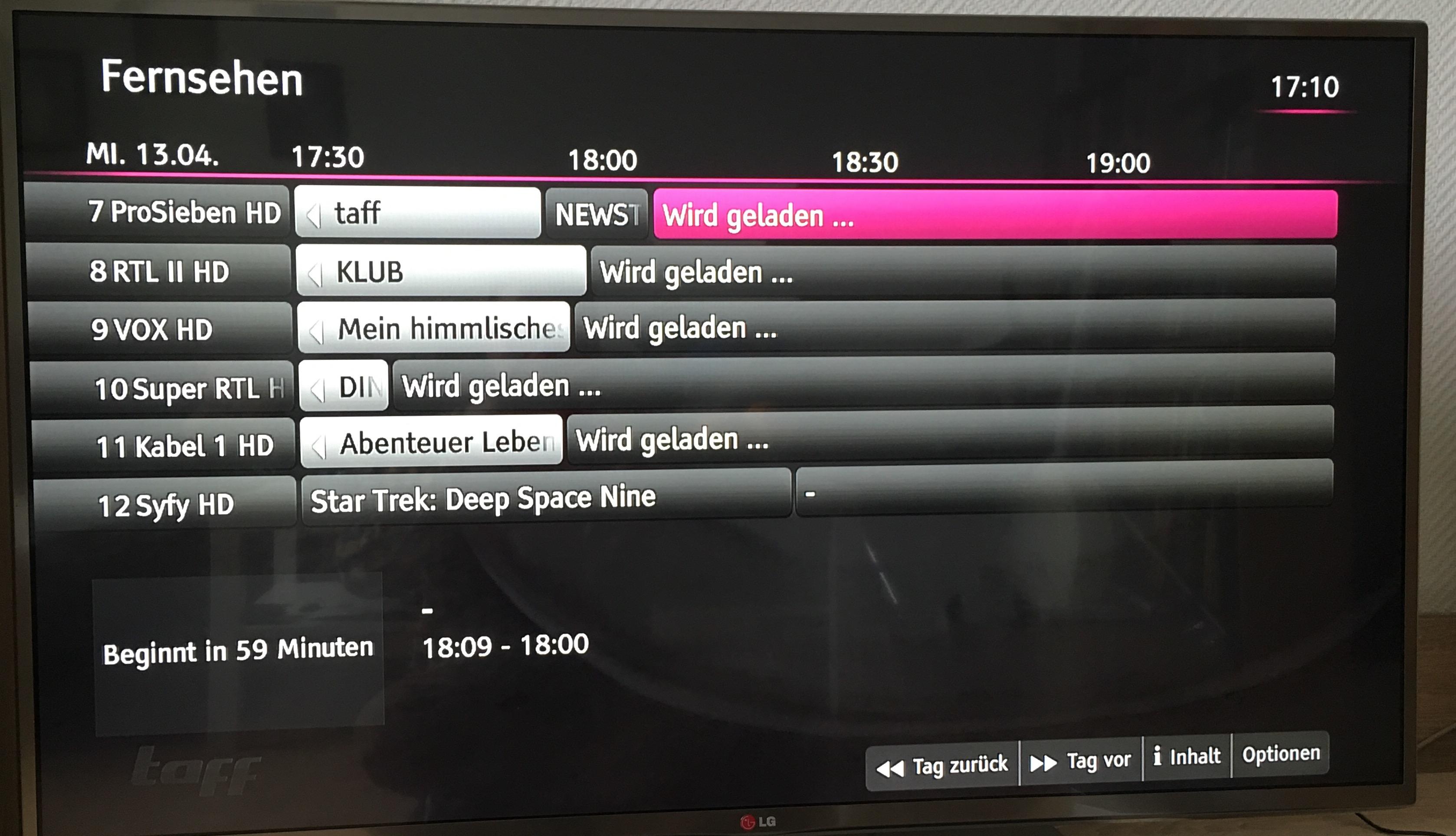 Gelöst Community Probleme Bei Entertainepg Telekom Hilft