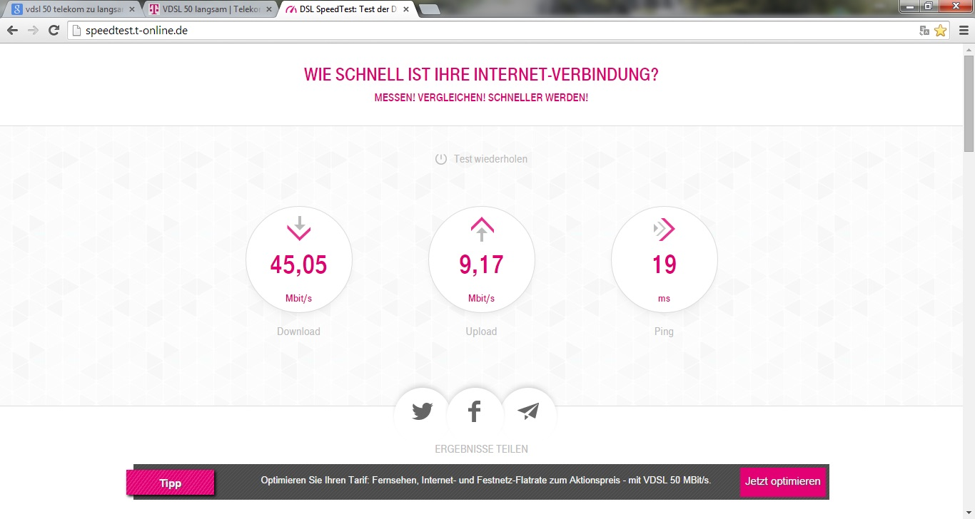 SAIX Bellville HTML5 Speedtest