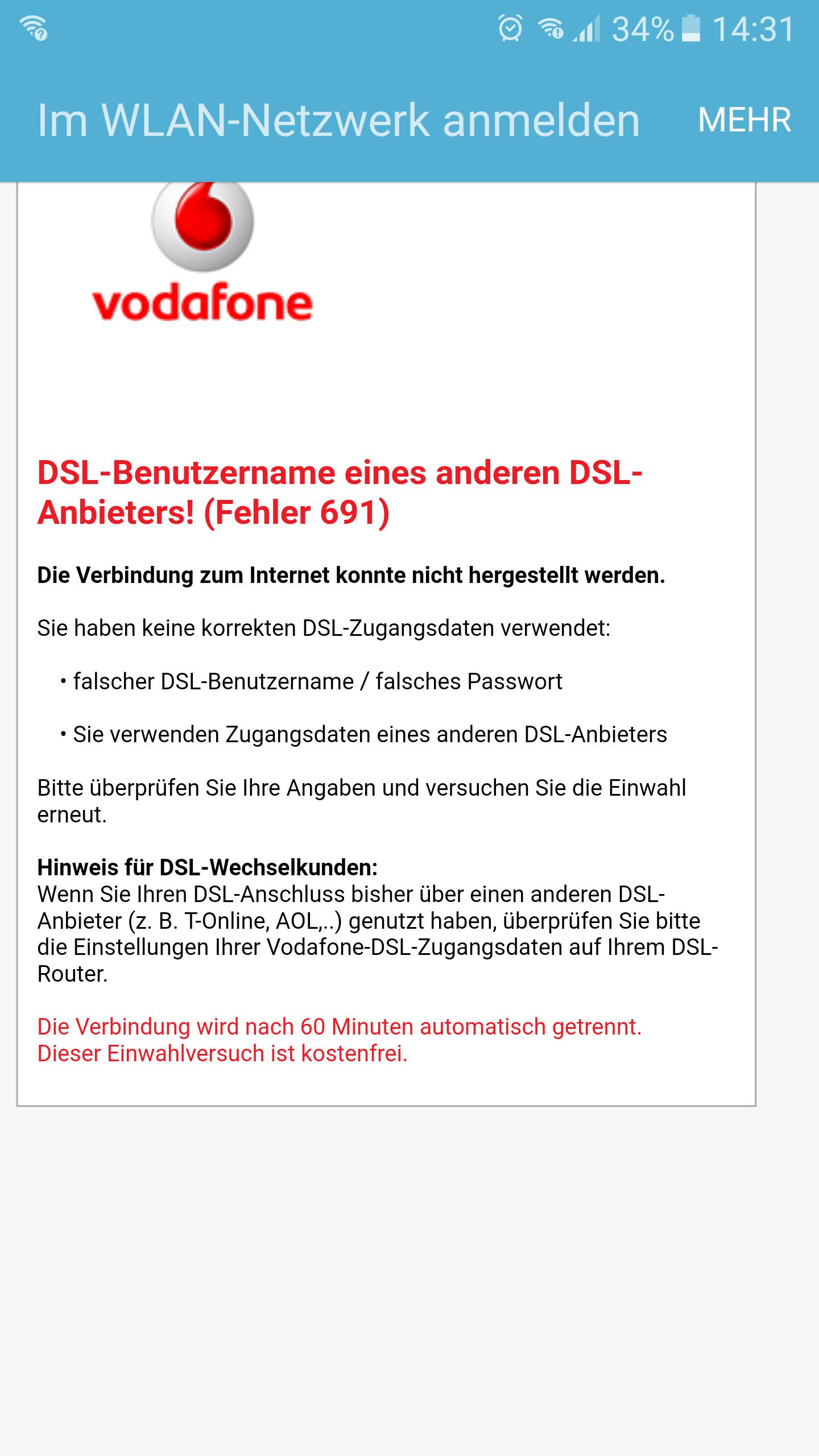 Ziemlich Dsl Router Verbindung Ideen - Schaltplan Serie Circuit ...