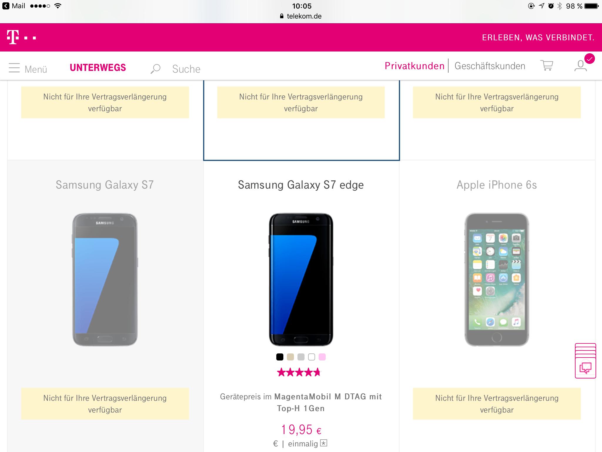 Gelöst Community Smartphone Nicht Für Ihre Vertragsverlängerung