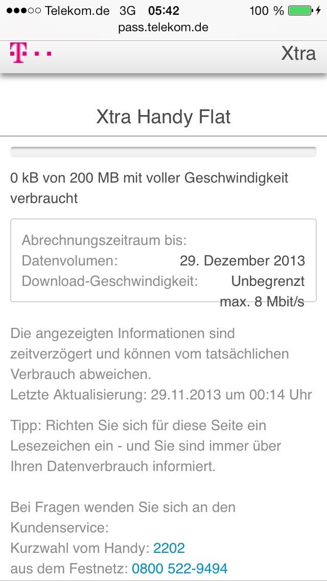 Pass Telekom Voucher