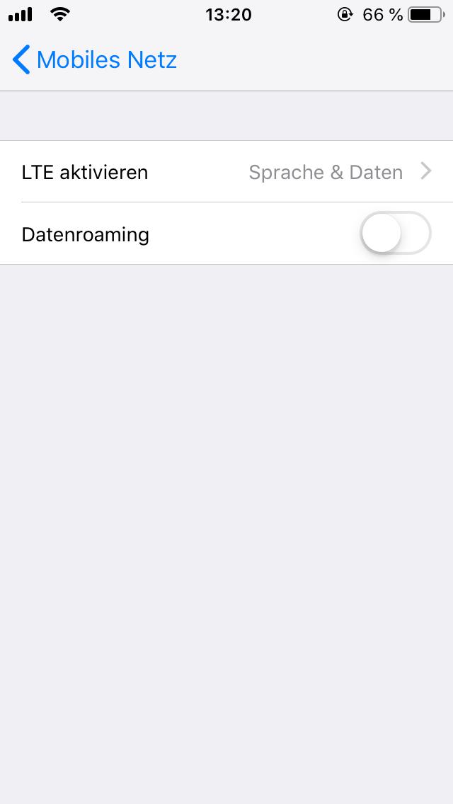 Community Keine Mobilen Daten Nach Update Telekom Hilft Community