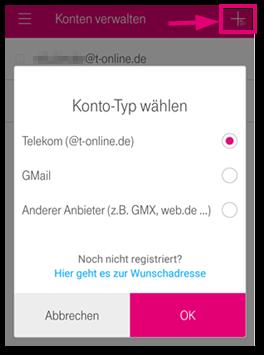 E Mail Adresse Von Der Telekom
