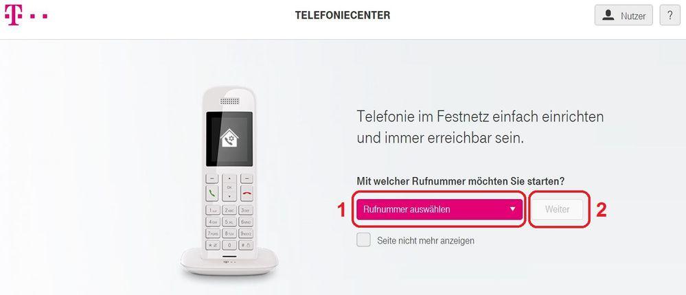 Anrufer Blockieren Telekom