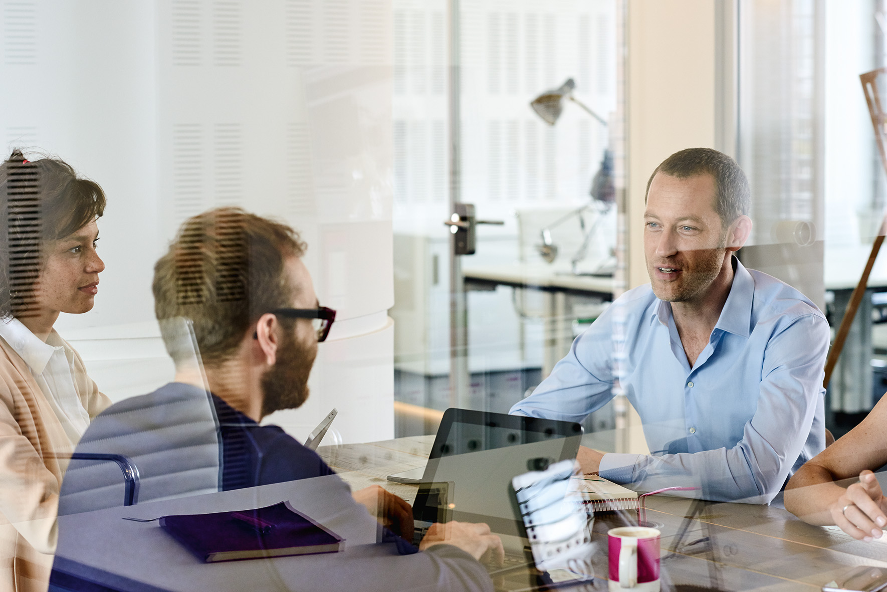 Business Service Portal - Hier antworten unsere Experten