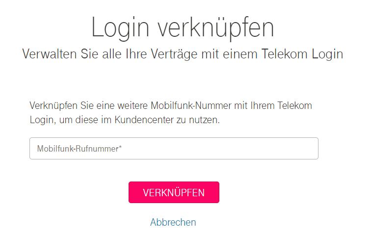 Kundencenter.Telekom.De Login