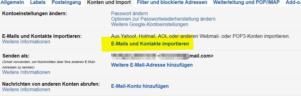 gel st e mail ber gmail abrufen funktioniert nicht. Black Bedroom Furniture Sets. Home Design Ideas