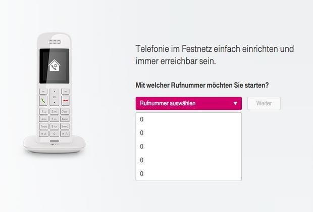 Telekom Nr