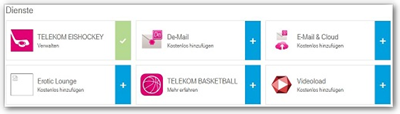 Telekom Eishockey Paket
