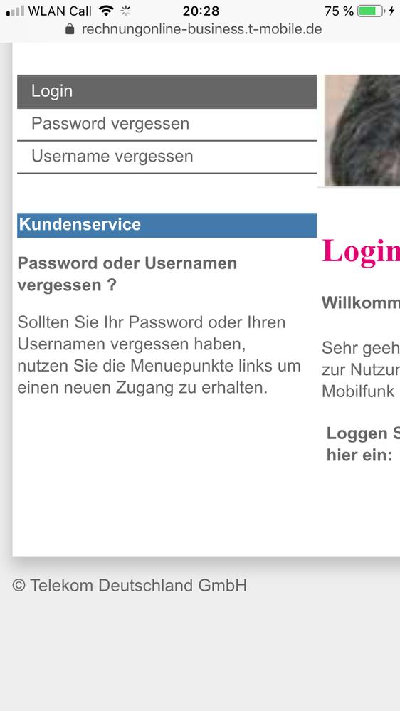GK Rechnung online | Telekom hilft Community