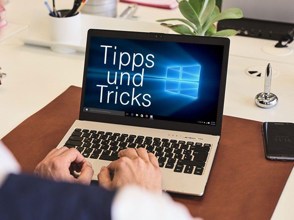 Tipps und Tricks zu Windows 10