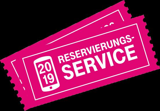 Sichert euch mit unserem Reservierungs-Service auch 2019 die bevorzugte Belieferung!