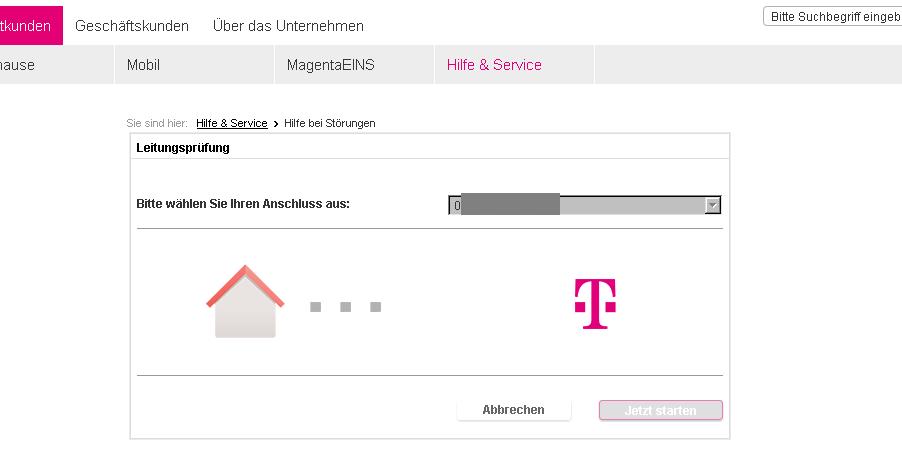 Telekom Störung Melden