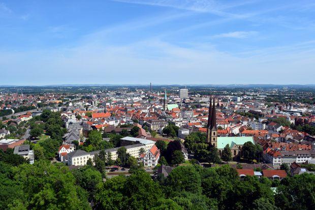 Schnelleres Internet: Ausbau in Bielefeld