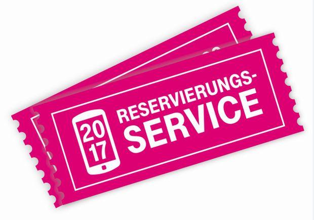 Reservierungs-Service 2017: Sichert euch die bevorzugte Belieferung!