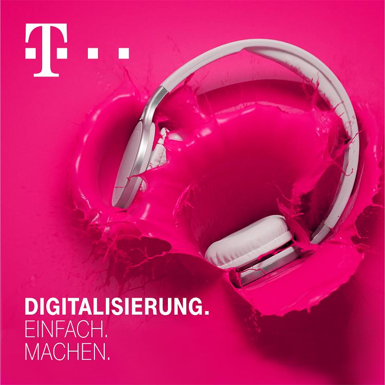 Digitalisierung erleben - Telekom startet mit eigenem Podcast