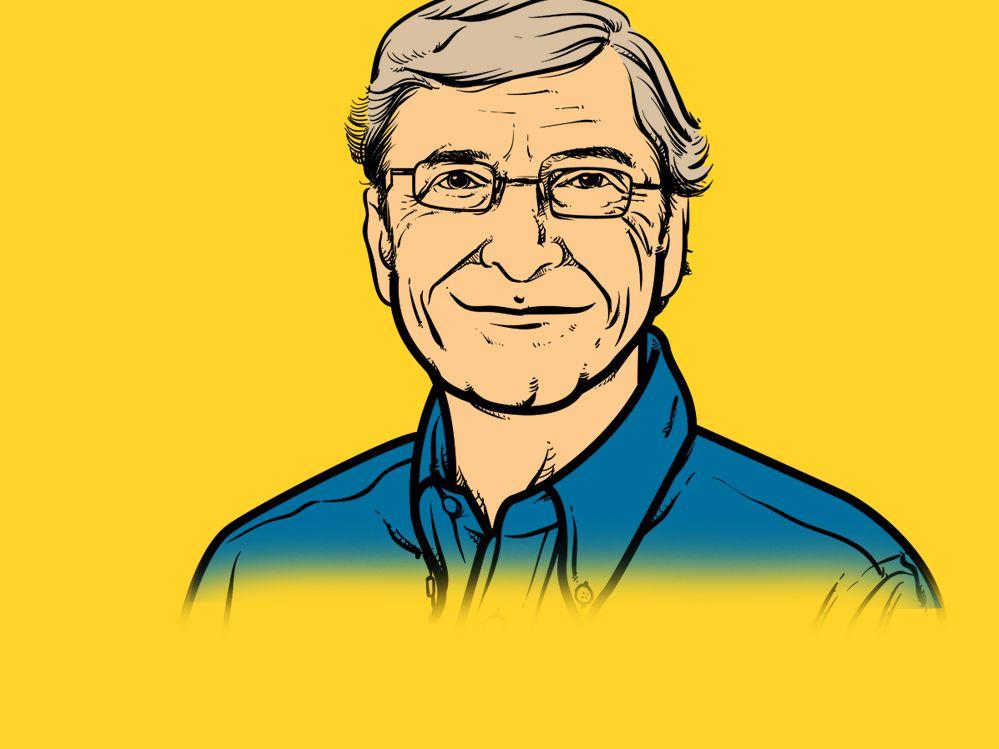 Was macht eigentlich Bill Gates?