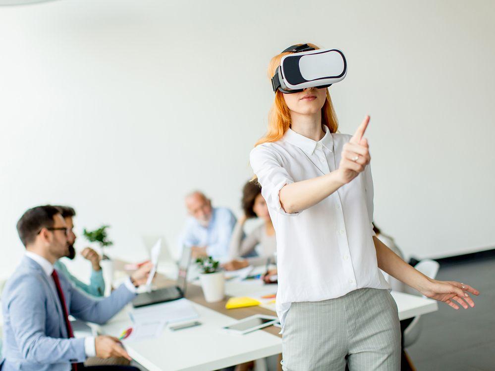 Virtuelle Realität – Die Zukunft