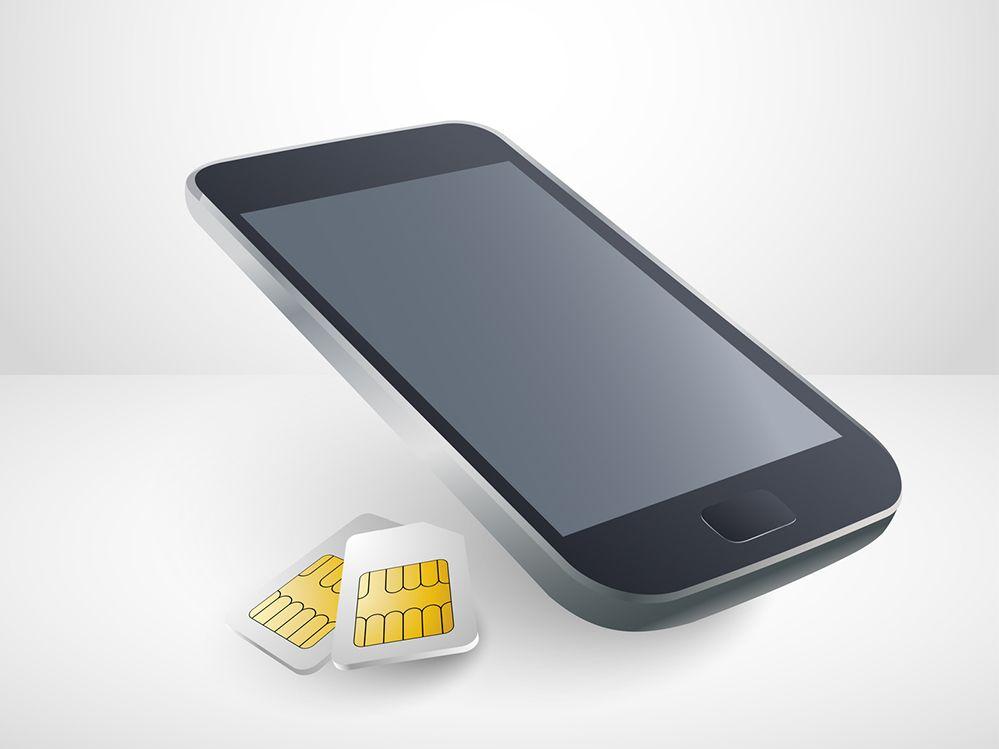 Doppelt telefoniert besser: Telefone mit Dual-SIM-Karten