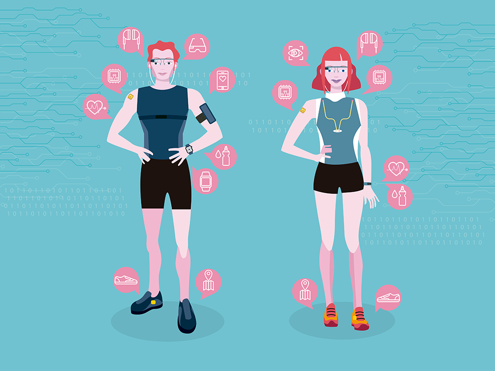 Smart Clothes - Wenn das T-Shirt mitdenkt