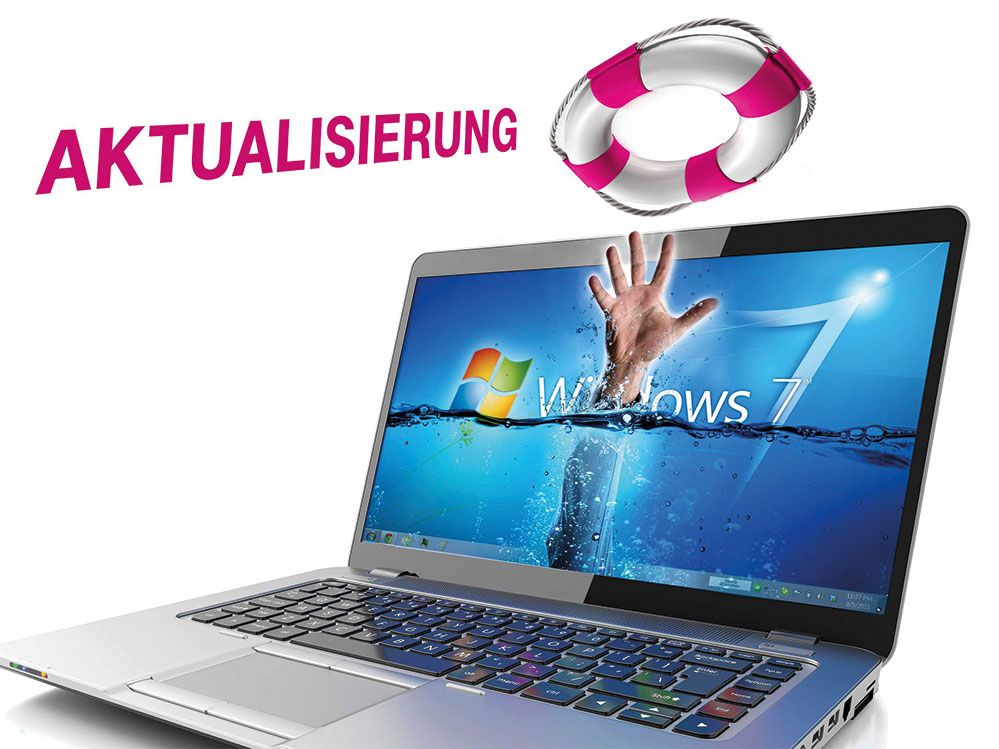 Das Ende naht – Windows 7 Support läuft aus